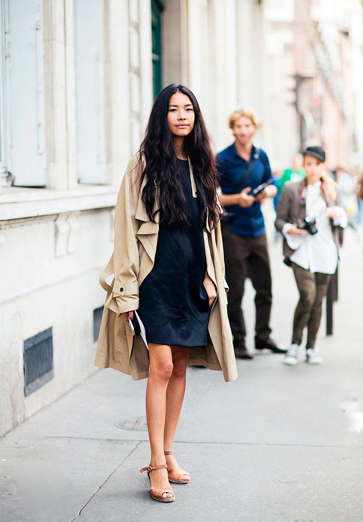 Легкий тренч и летнее платье 5 свежих идей, что и как носить этой весной