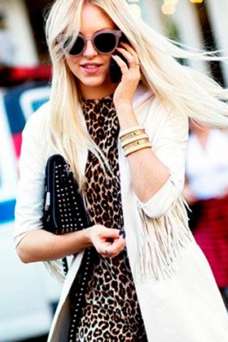 OUT: леопардовый принт