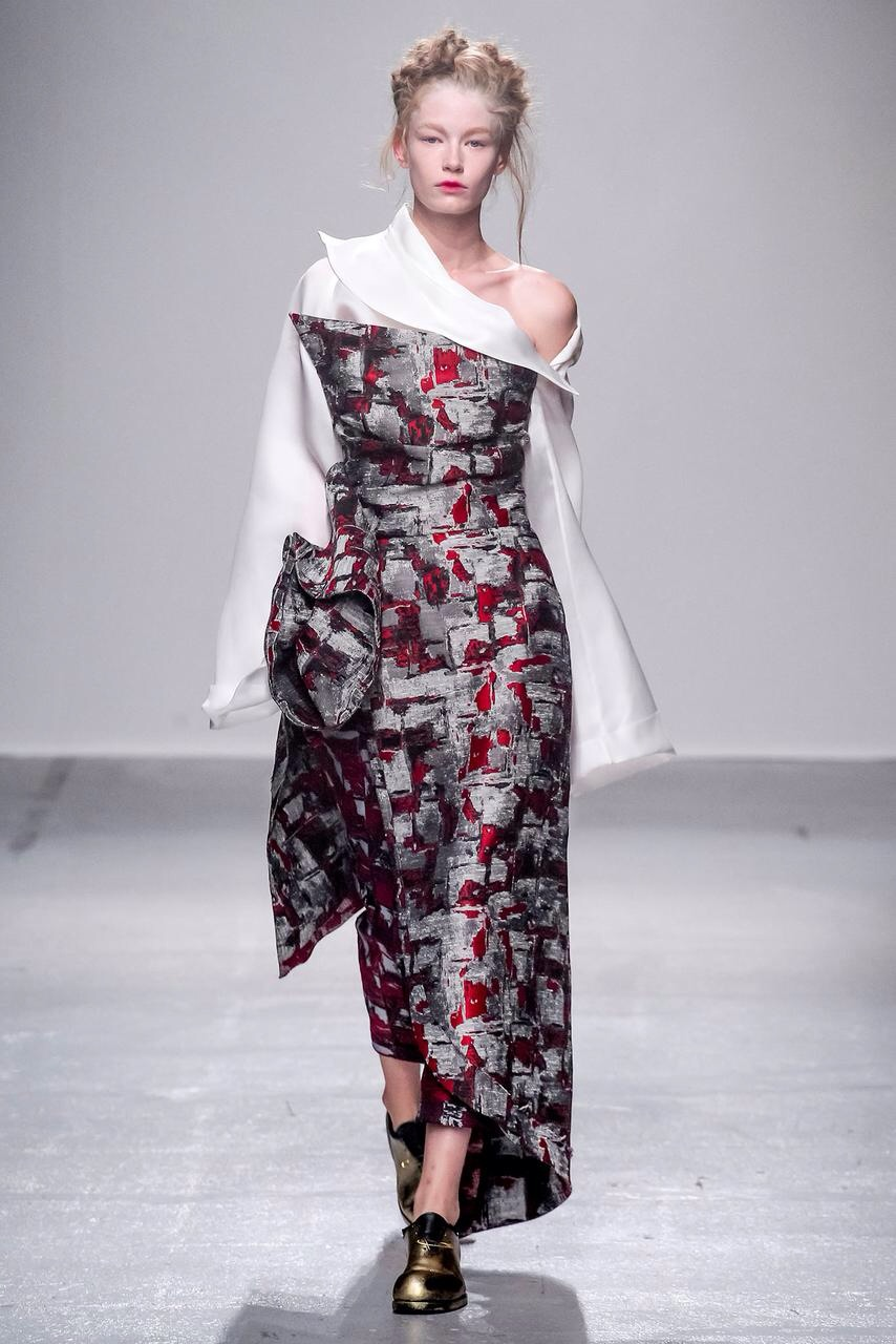 Aganovich весна лето 2015 Белая рубашка: 5 новых причин отобрать ее у бойфренда