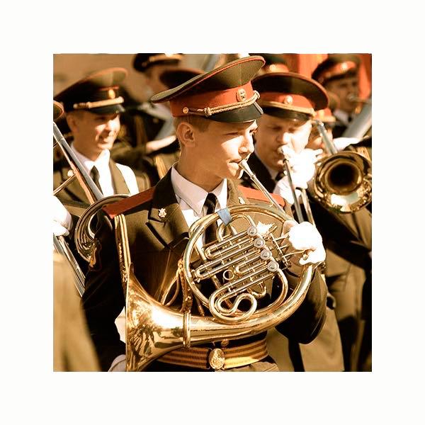 Военный оркестр3 Что делать в Москве на майские, если вы никуда не улетели (часть II)