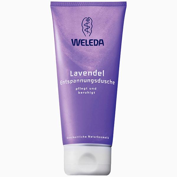 Лавандовый гель для душа Lavender Creamy Body Wash от Weleda 420 руб. Как устроить спа день в собственной ванной
