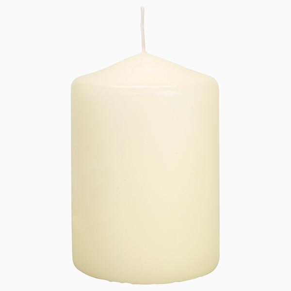 Неароматизированная свеча «Феномен» от Ikea 79 руб. Как устроить спа день в собственной ванной