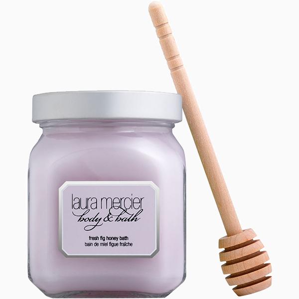 Пена для ванной «Мед инжир» Fresh Fig Honey Bath от Laura Mercier 2 300 руб. Как устроить спа день в собственной ванной