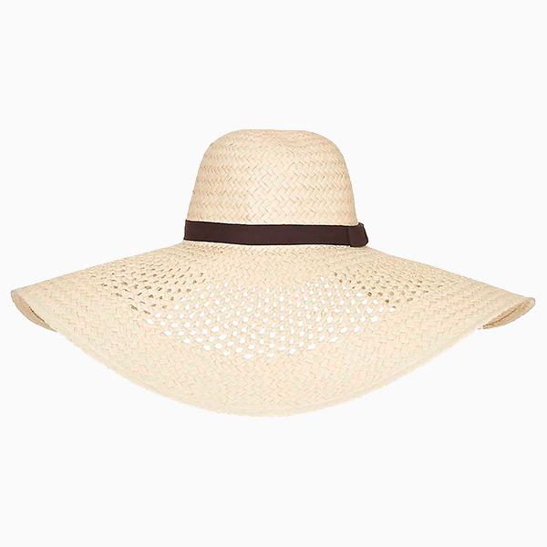 Шляпа TopShop  Как правильно собрать чемодан в отпуск