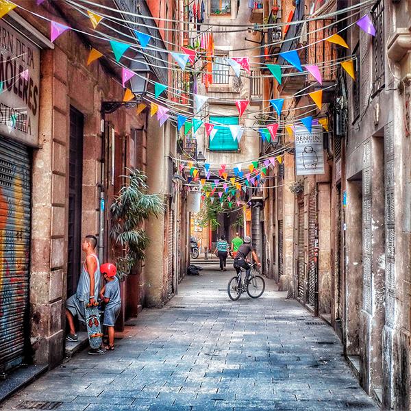21 Неформальный гид по Барселоне