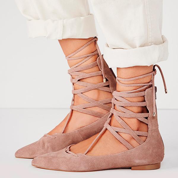 Free People 6 «необувных» марок, которые делают классную обувь