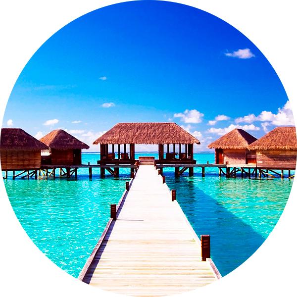 Мальдивы Куда поехать в свадебное путешествие, или 7 лучших мест для медового месяца
