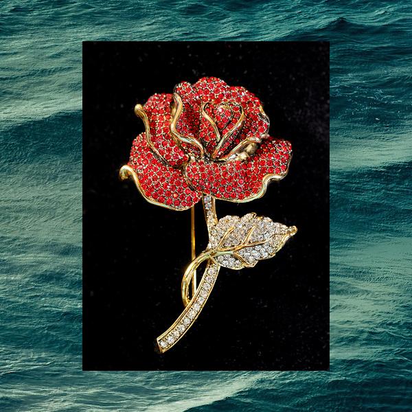 005 small5 Украшения, найденные на затонувшем «Титанике»