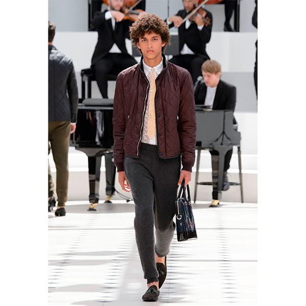 Burberry Prorsum весна лето 2016 7 трендов с Недели мужской моды в Лондоне, которые нашим мужчинам не стоит игнорировать
