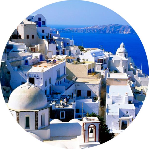 Greece Как организовать свадьбу за границей?