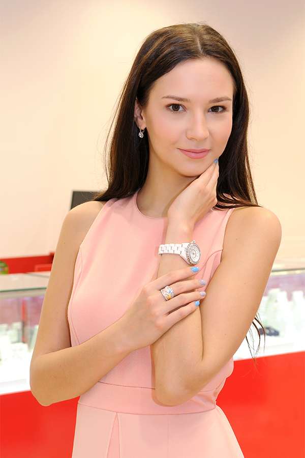 Виктория Моисеева, fashion-блогер