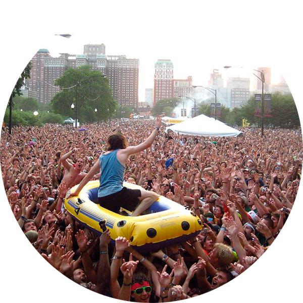 lollapalooza 6 летних фестивалей, на которые еще можно успеть
