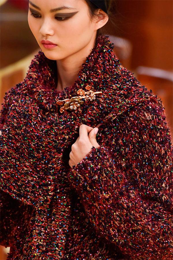 4 Chanel осень зима 2015 2016 Украшения осени, которые мы хотим носить уже сейчас