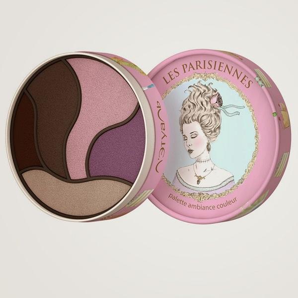 LesParisiennes 1 o 1 Делаем<br/>  макияж как у Барби