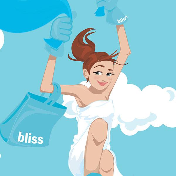 bliss Делаем<br/>  макияж как у Барби