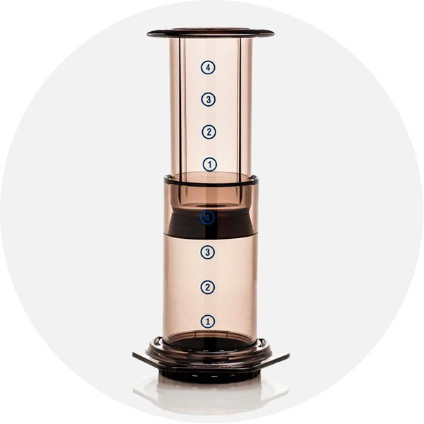 Кофеварка Аэропресс 3 альтернативных способа заваривания кофе