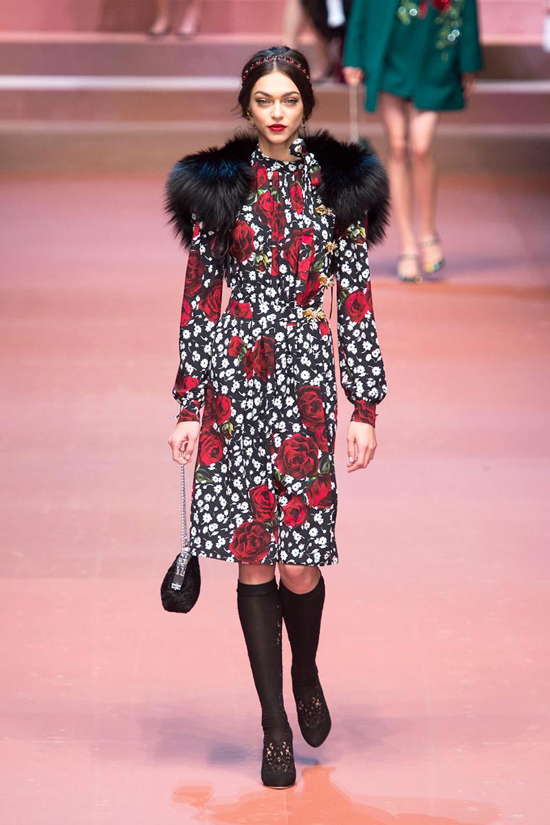 8.1 hbz trends fw2015 spanish 07 dolce e gabb rf15 2824 Правда ли, что модные тренды умерли и носить можно все?