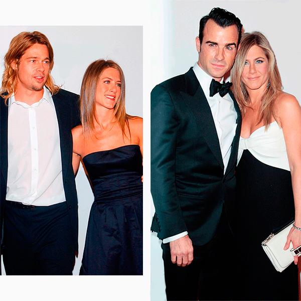 Jen Дженнифер Энистон все таки вышла замуж!