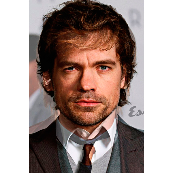 the lannister boys portrait shows what actors peter dinklage tyrion lannister and nikolaj coster waldau jaime lannister from game of thrones would look like morphed together Что будет, если соединить Анджелину Джоли и Меган Фокс?