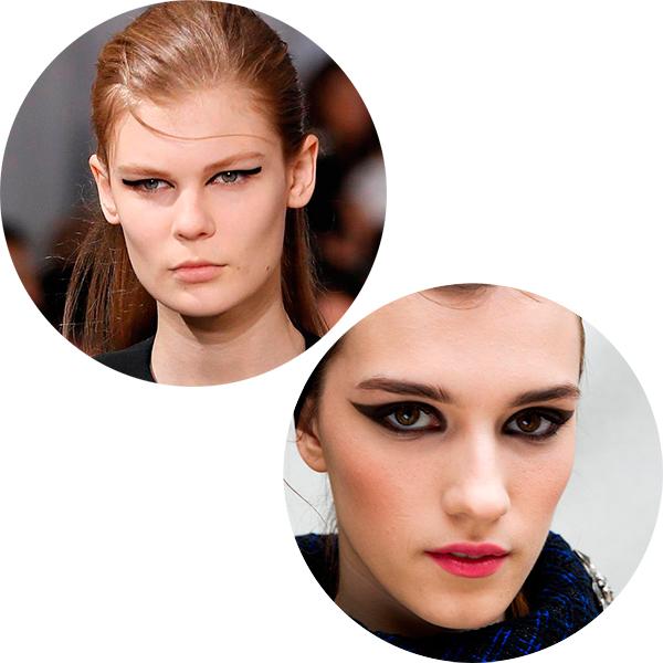33 7 главных makeup трендов осени от независимого фэшн визажиста