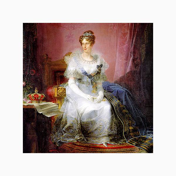 Портрет Марии-Луизы Австрийской