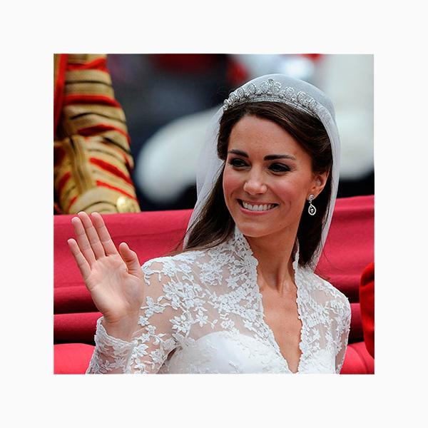 52 Тиару в массы! Новый ювелирный тренд от герцогини Кэтрин