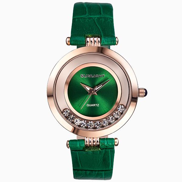 SL 10 самых популярных моделей часов в сети гипермаркетов SUNLIGHT