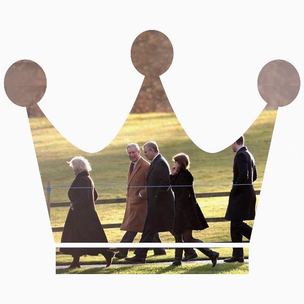 003 small20 Рождество по королевски – это как? Рассмотрим на примере британской королевской семьи