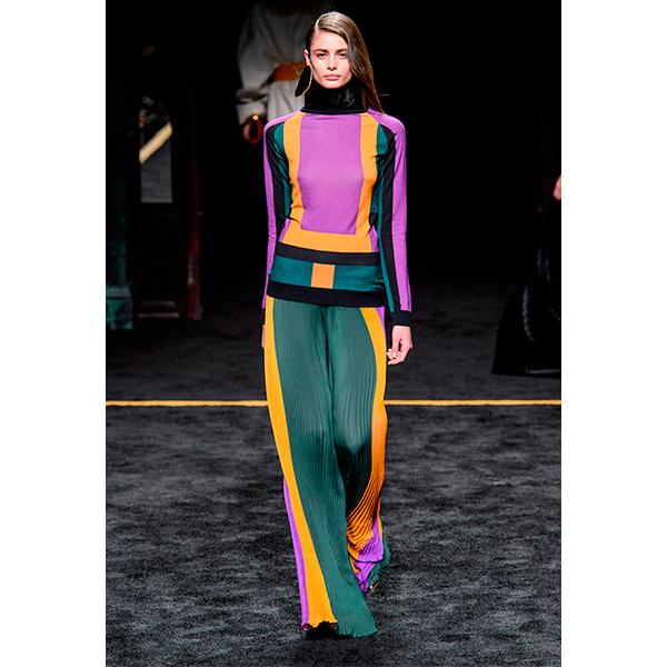 Balmain осень зима 2015 2016 7 модных зимних тенденций, <br> с которыми легко ошибиться