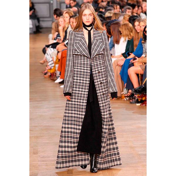 Chloé осень зима 2015 2016  7 модных зимних тенденций, <br> с которыми легко ошибиться
