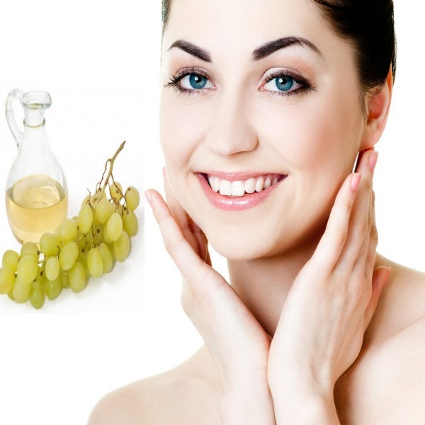 Grape seed Face Wash 600x600 Виноградное масло для лица