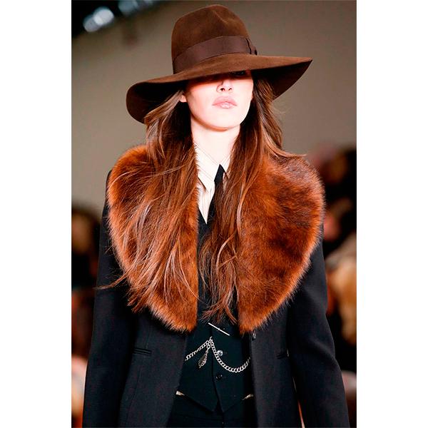 Ralph Lauren осень зима 2015 2016 7 модных зимних тенденций, <br> с которыми легко ошибиться