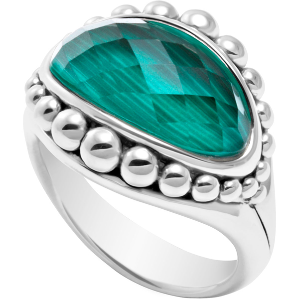 lagos silver silver maya malachite east west dome ring product 1 18595638 0 300661478 normal Как выбрать украшения из малахита