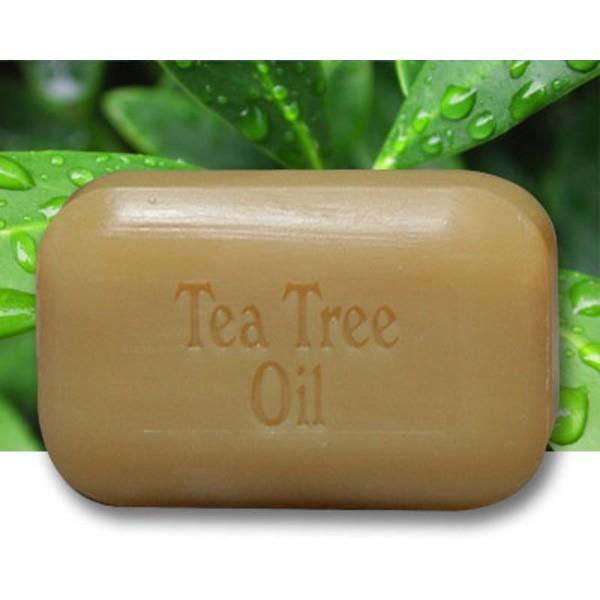 soap works soap bar tea tree oil 100 g Масло чайного дерева для лица. Рецепты домашних масок