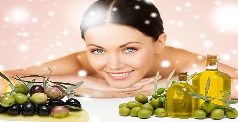 Маска для лица с оливковым маслом