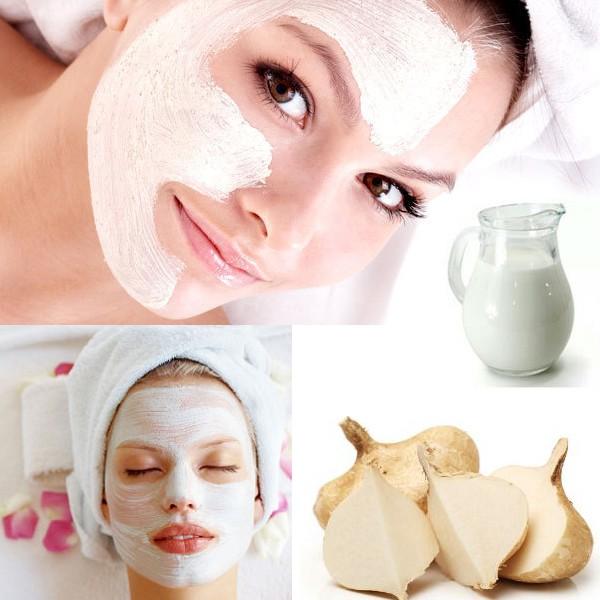 218 Молочные маски для лица