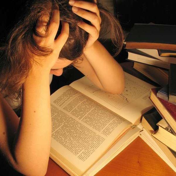 416 Как успокоиться перед экзаменом?