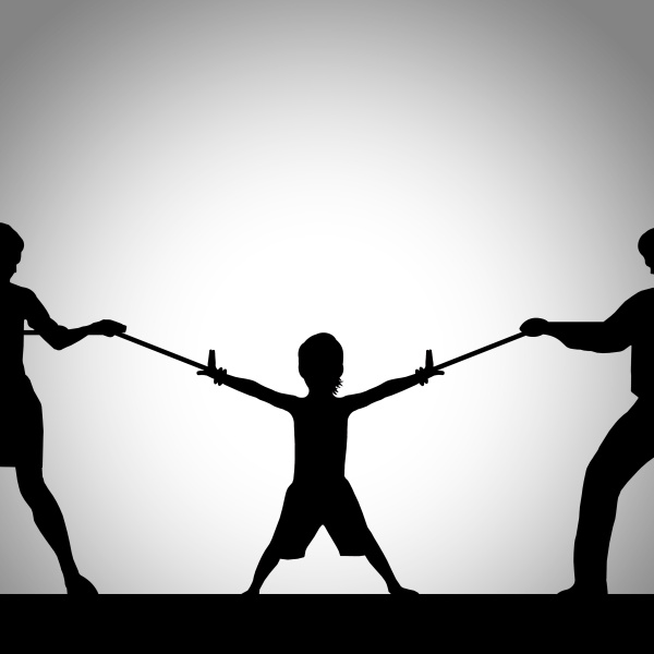 86 Как помочь ребенку пережить развод родителей?