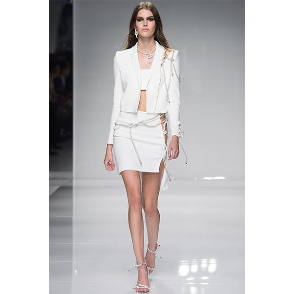 Atelier Versace Haute Couture  8 практичных идей с недели высокой моды весна лето 2016