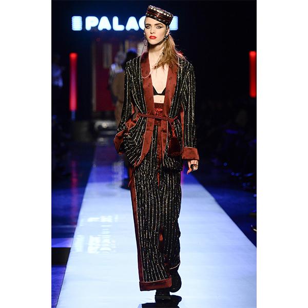 Jean Paul Gaultier Haute Couture 8 практичных идей с недели высокой моды весна лето 2016