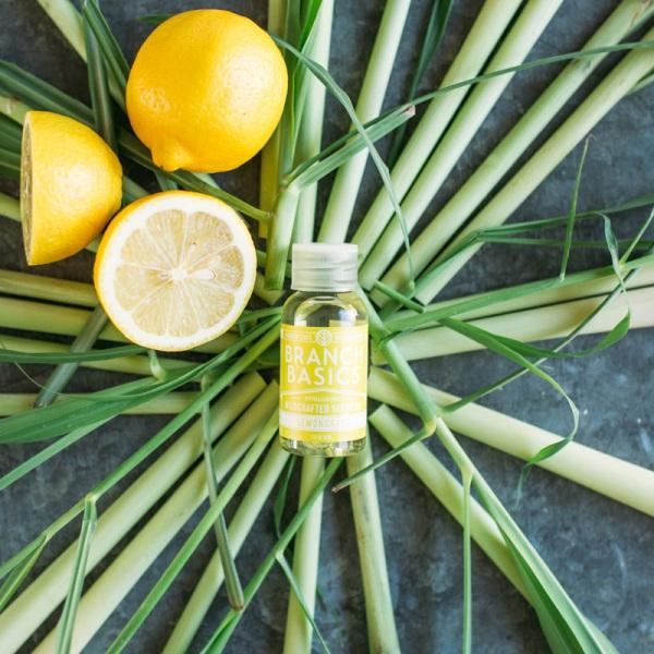 Lemongrass 1 Масло лемонграсса: применение в косметологии