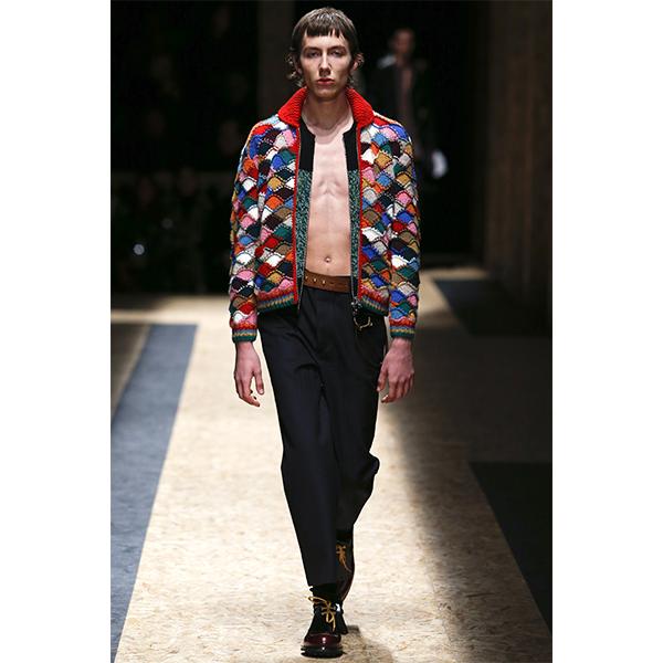 Prada Недели моды – 2016: какими дизайнеры видят мужчин?