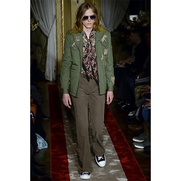 Roberto Cavalli  Недели моды – 2016: какими дизайнеры видят мужчин?