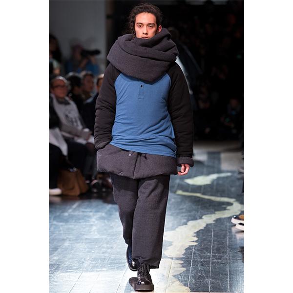 Yohji Yamamoto Недели моды – 2016: какими дизайнеры видят мужчин?