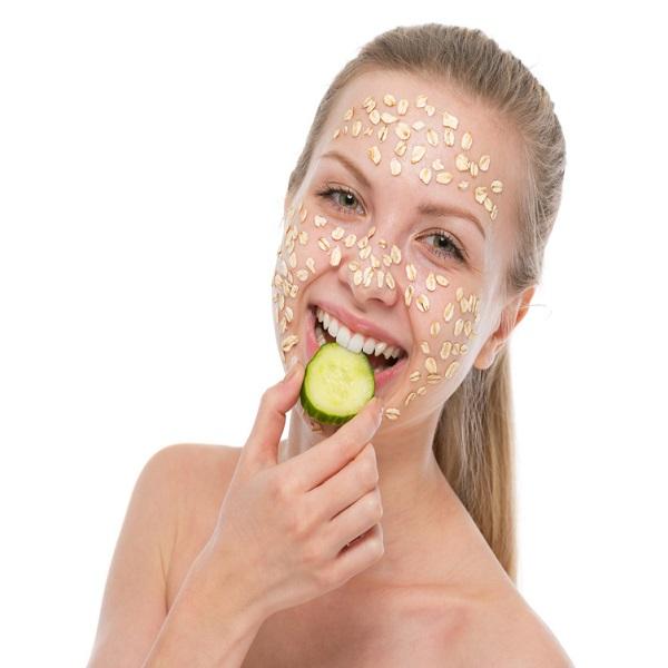 glossymorning oatmeal mask Маски из овсянки для лица и волос
