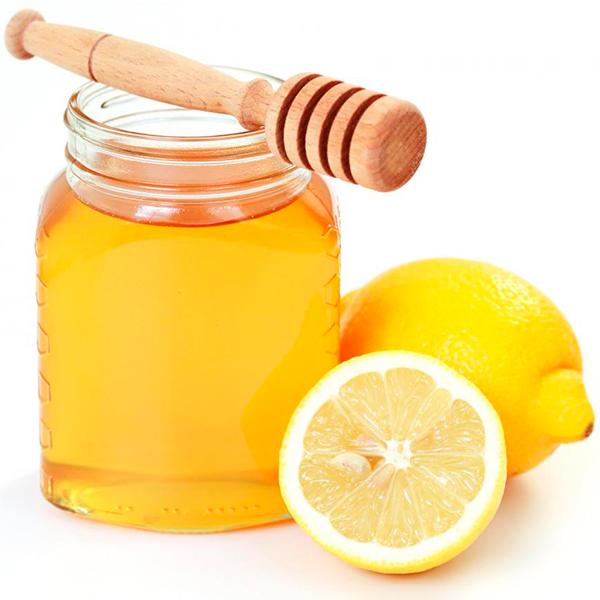honey lemon Маски для волос с лимоном