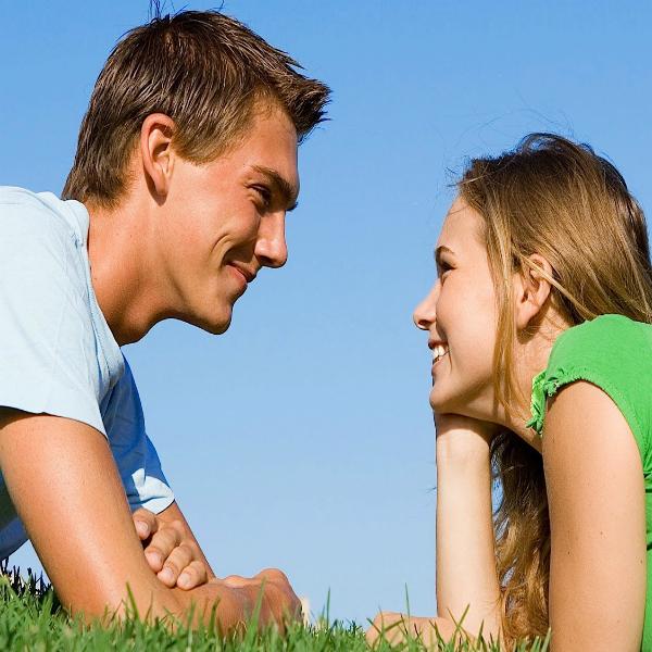 kontakt glaz kartinka Как понять, что нравишься парню?