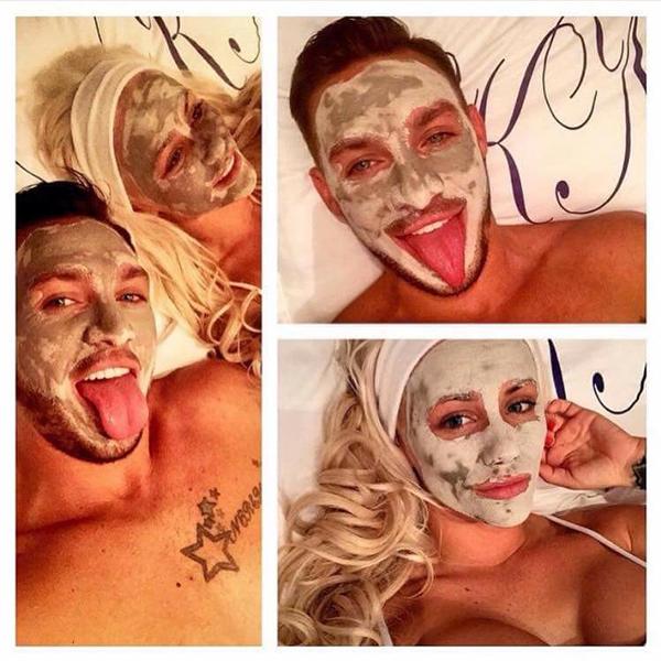 mask3 Маски с лечебной грязью для лица