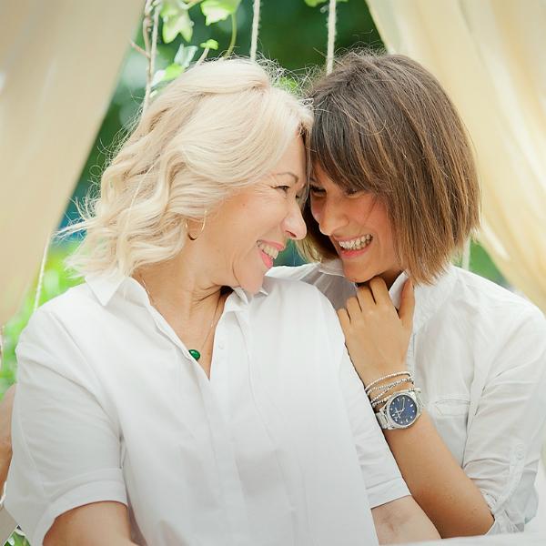 mom and daughter bloggers1 Как помириться с мамой?