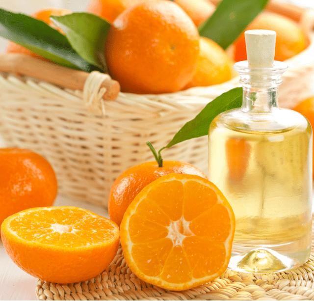 orange Эфирные масла для лица и рецепты масок